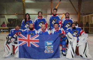 falkland islands ice hockey team